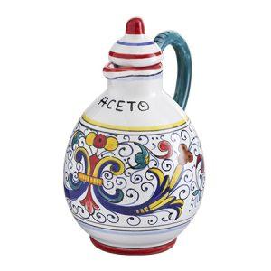 Ceramica Deruta decoro VERDE